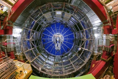 Большой адронный коллайдер, вид изнутри - 923887774543.jpg