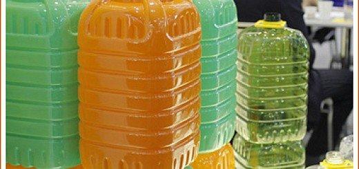 Емкости из биопластика