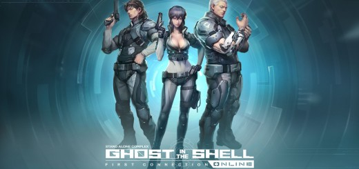 Ghost In The Shell MMO FPS