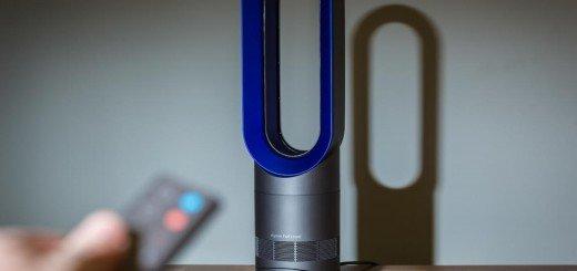 Dyson AM09, модель синего цвета