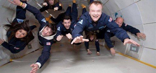 Развлечения кандидатов в космонавты