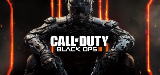 Обои к игре Call of Duty Black Ops III