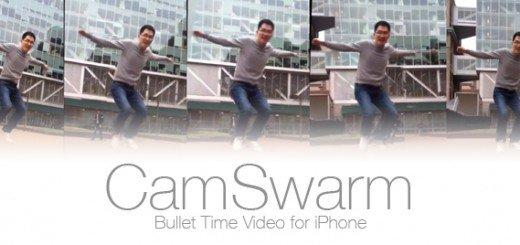 Реклама CamSwarm