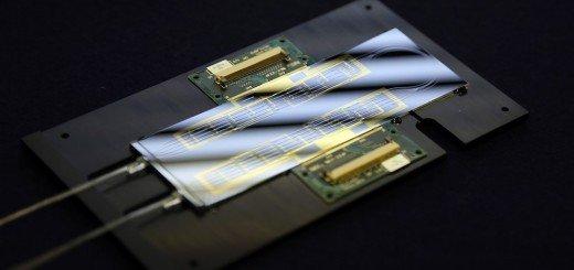 Вот так выглядит фотонный процессор