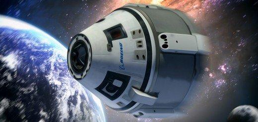 Аппарат CST-100 доставит космонавтов на МКС