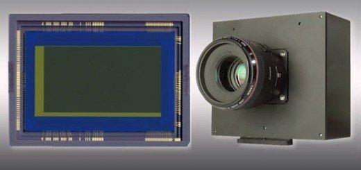Прототип будущего фотоаппарата с 250-мегапиксельным сенсором
