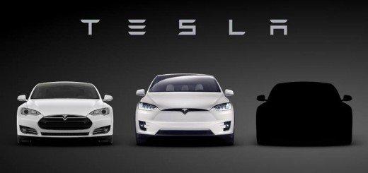Силуэт будущего электромобиля